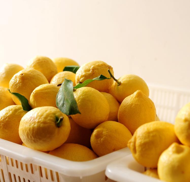 四川安岳特产黄柠檬新鲜一级水果薄皮多汁纯天然农产品3斤装